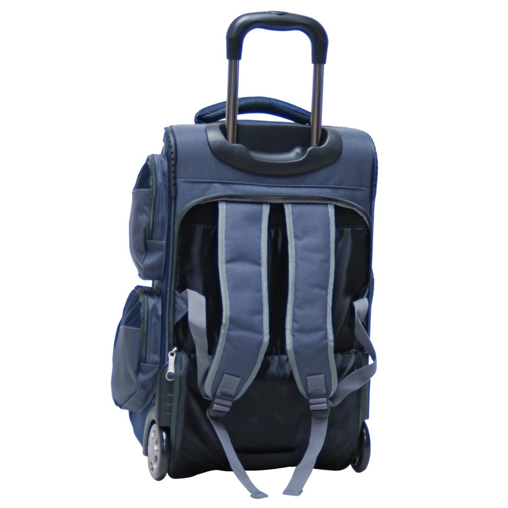 Rolling Carry On Backpack – TrendBackpack