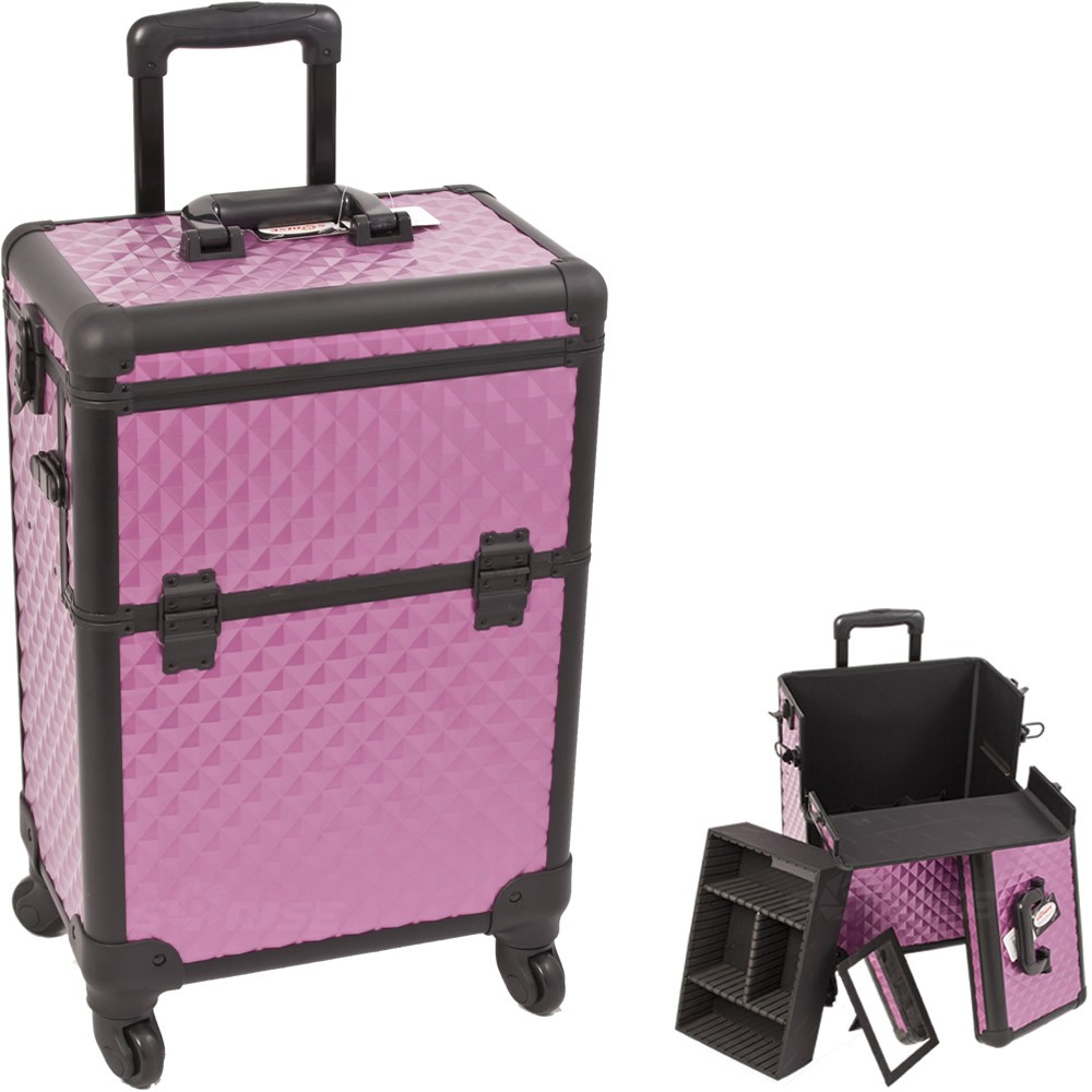 Artist Cosmetic Makeup Beauty Train Case