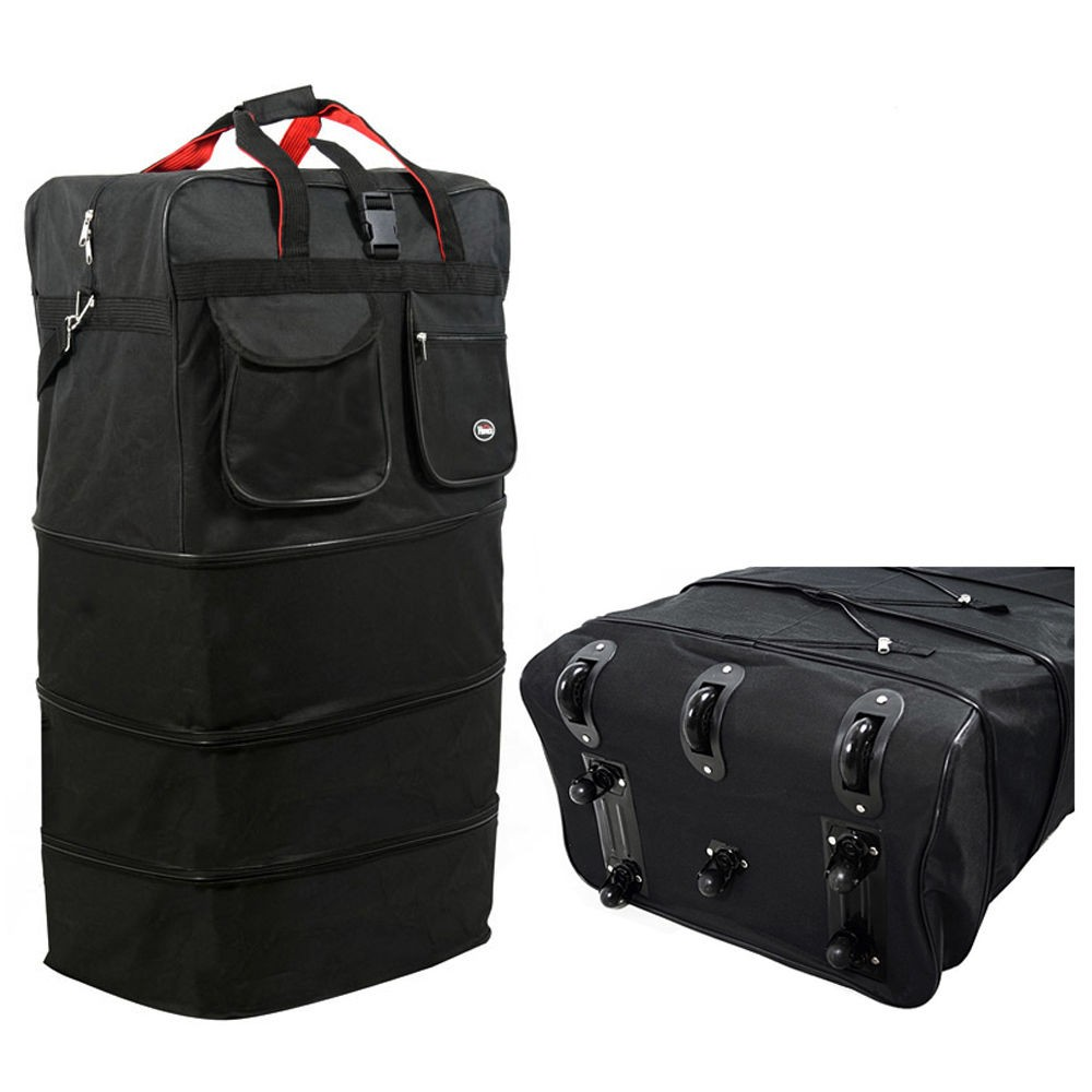 hipack pw36a 8 wheel expendable rolling duffle is equipped. Black Bedroom Furniture Sets. Home Design Ideas