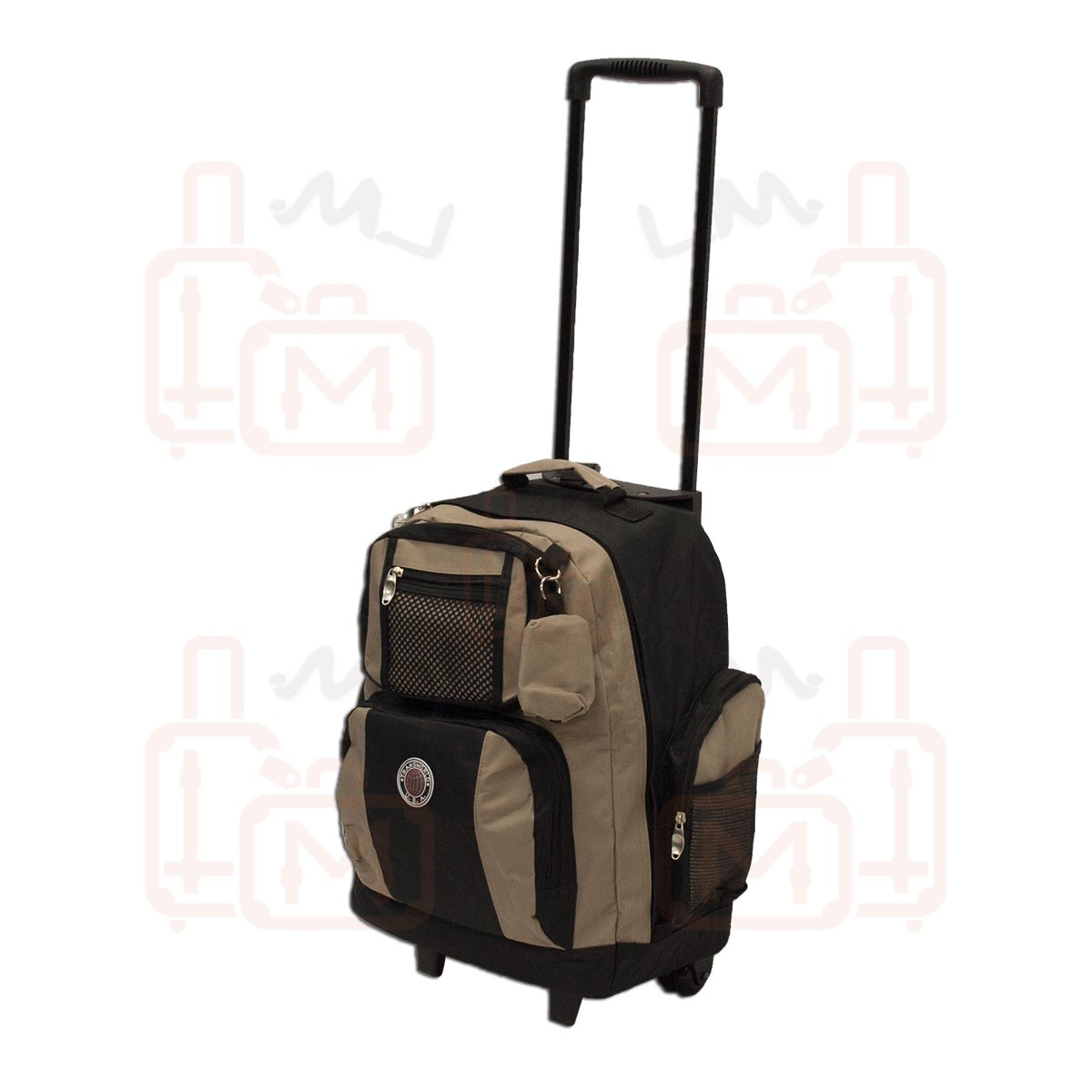 Transworld 1318 18 Inch Rolling Backpack