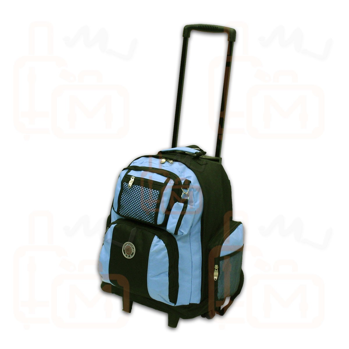 Transworld 1318 18-inch Rolling Backpack