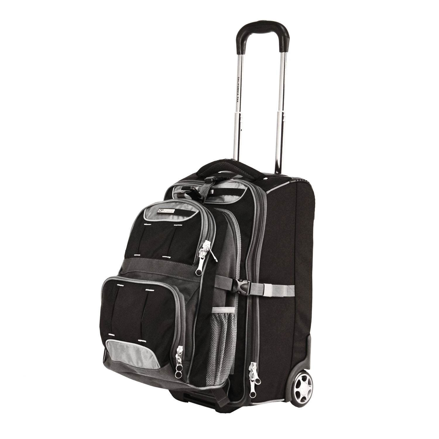 "CalPak ARP401 Fusion 20"" Carry on Luggage with 16"