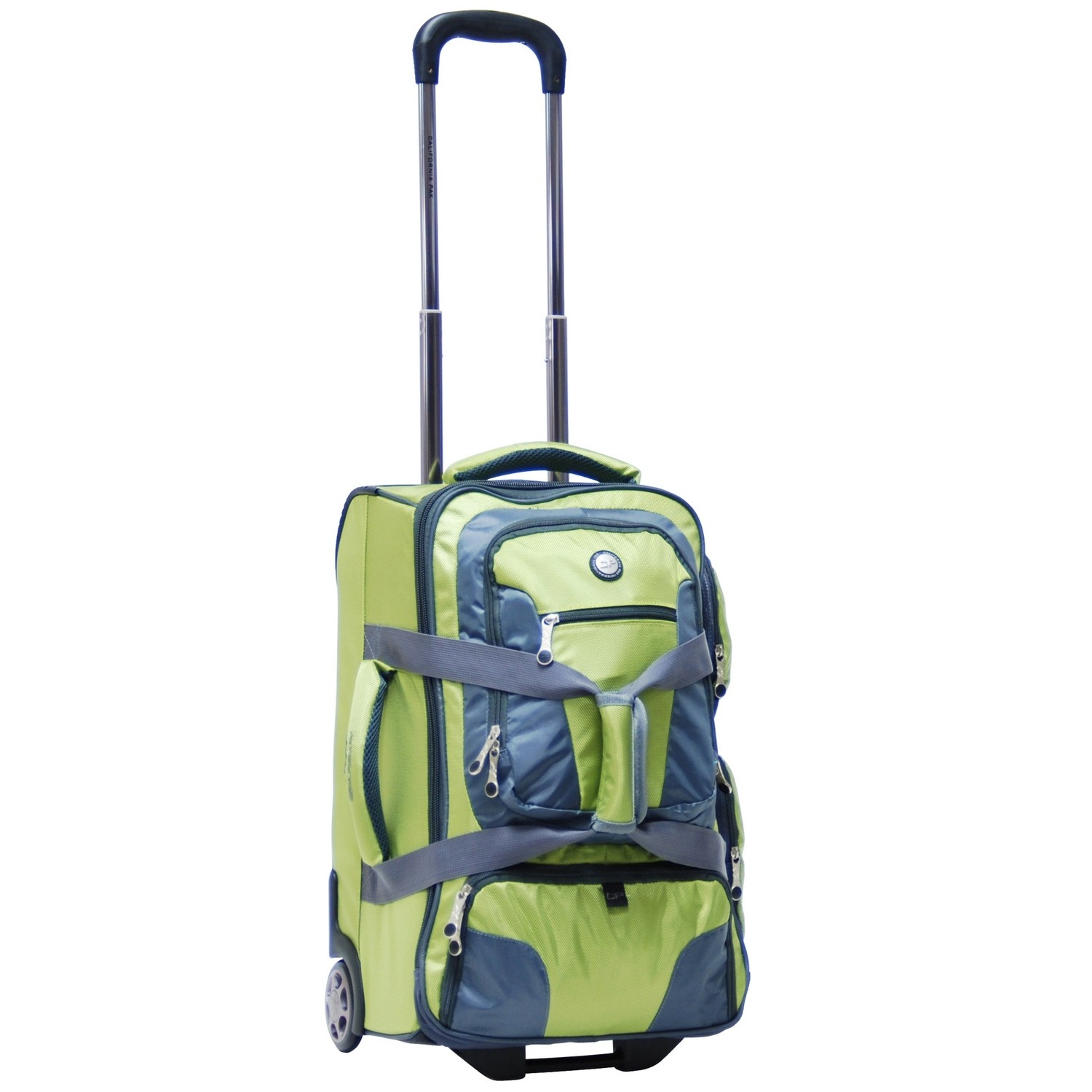 Rolling Backpack Carry On Luggage Click Backpacks