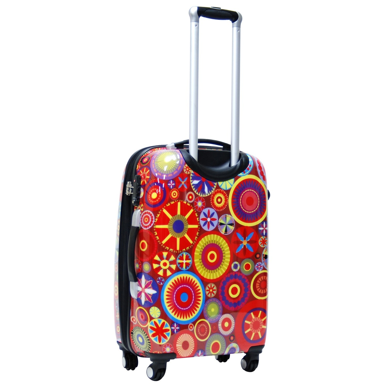 Calpak Lcn3000 Carnival 3pc 4wd Rolling Luggage Set 360