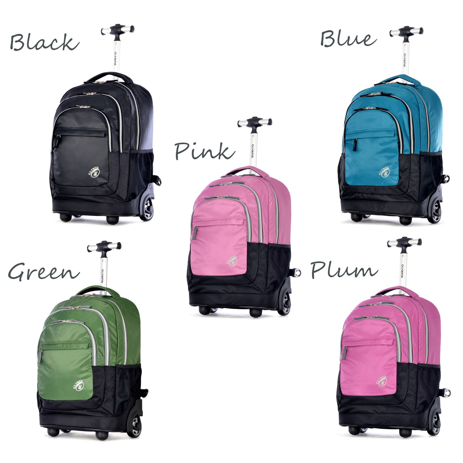 Rolling Backpacks, Wheeled Laptop Backpacks, Hiking Backpacks, and ...