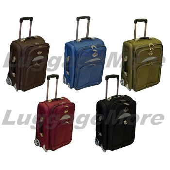 "Transworld 7200 20"" Expandable Upright Luggage Set"
