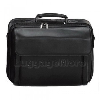 "Transworld 9059 16-inch Black Briefcase for 15.4"" Laptop"