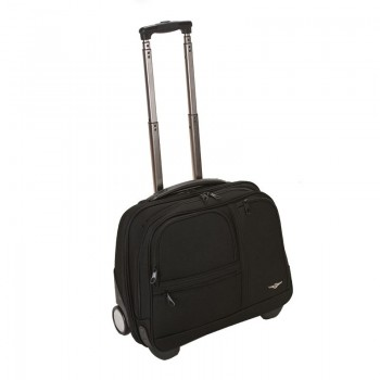 "Rockland BF28 Rolling Laptop Briefcase for 15"" Laptop"