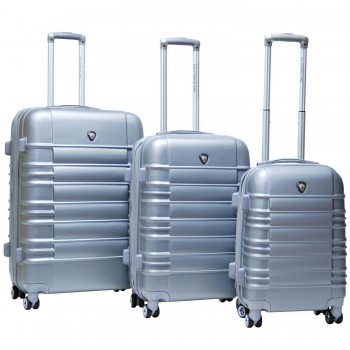 CalPak LIN3000 Vienna 3-Piece 4WD Spinner Hardside Luggage Set