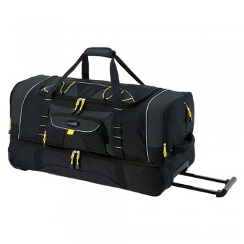 "Travelers Club 93030 SIERRA MADRE 29"" 2-Section Rolling Duffel Bag"
