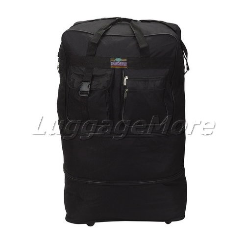 6954826a4d Transworld 573640 360 SPIN ROLLING WHEELED BAG LUGGAGE
