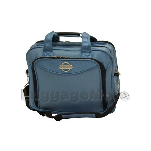 Transworld 6516 15 Inch Briefcase Carry On Bag