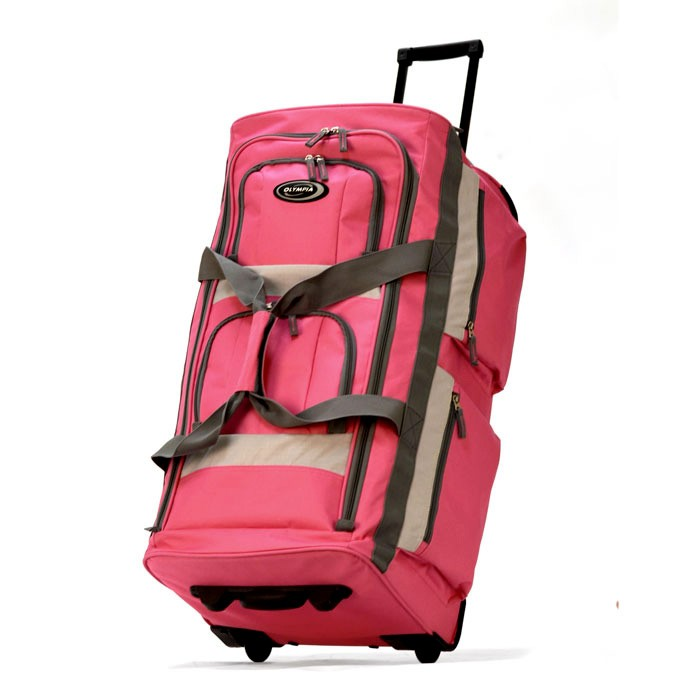 29 to 35 inch Rolling Duffel Bags - LuggageMore.com