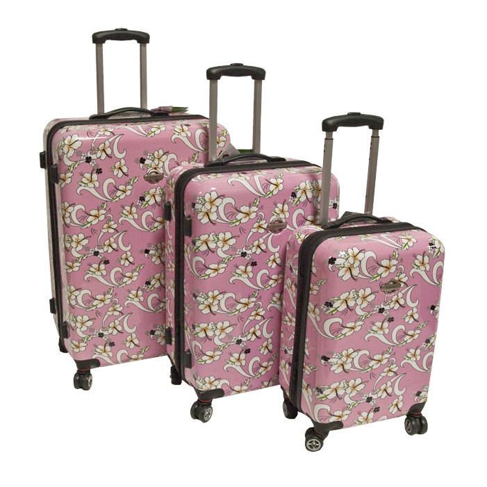Three Piece Luggage Sets, Hardside Luggage, Carry-on Luggage, Kids ...