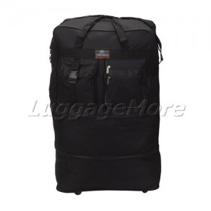 Transworld 573640 360 SPIN ROLLING WHEELED BAG LUGGAGE