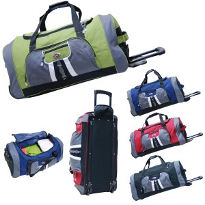 CalPak FW5031 HOLLYWOOD 31 ROLLER  Rolling Duffel Bag
