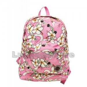 Transworld 2606 13-inch Floral Children School Bag
