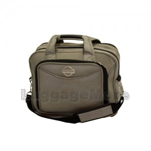Transworld 6516 15-inch Briefcase Carry-On Bag