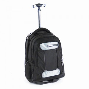 "CalPak ABP203 Satellite Deluxe Rolling Backpack For 13"" Laptop"