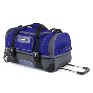 CalPak ADF30XX Nitro 32/26 inch 2 Section Rolling Wheeled Duffel Bag
