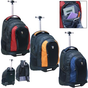 CalPak RBP015 Element Rolling Backpack
