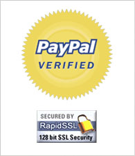 Our site is securied by RapidSSL.